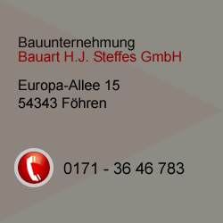 Adresse Bauart Steffes Föhren