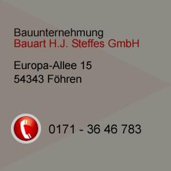 Adresse Bauart Steffes F�hren